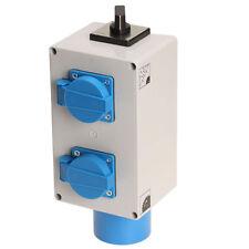 Einschaltautomatik für 1Ph-230V mit Umschaltung für Absaugung, Art-Nr. 0098.3926