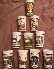 Krewe of Rex 2016 Set of 10 Unique Throw Cups - Mardi Gras