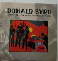Donald Byrd Thank you for F.U.M.L. Funking up my life vinyl  012520LLE