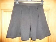 TOPSHOP - Girls Black Skirt - Size UK 8 - In great condition