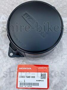 NEW Genuine Honda Black Metal Magneto Cover for NCZ50 MOTOCOMPO & QR50