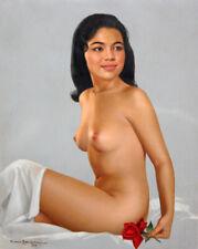 ROMEO BORJA ENRIQUEZ (Filipinas, 1920 - ??) OLEO SOBRE TELA FECHADO DEL AÑO 1966
