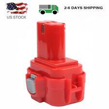 9.6 Volt Drill 9.6V Pod Style Battery for Makita 9120 9122 193977-7 638344-4-2