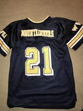 West Virginia Mountaineers Football Jersey - Youth Large L  - Size 6 Toddlers