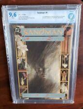 Sandman #1 CBCS 9.6 (Not CGC) Neil Gaiman *First Appearance Morpheus/Dream*