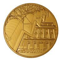 NOUVEAU ! JETON MEDAILLE médaille expo À PIED D'ŒUVRE(S) CENTRE GEORGE POMPIDOU