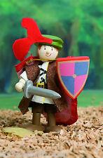 Budkins BK968 Prince Edward by Le Toy Van - Knights World Range
