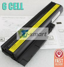 6 Cell Battery for IBM Lenovo Thinkpad T60 R500 T500 W500 SL300 SL400 40Y6797 CG