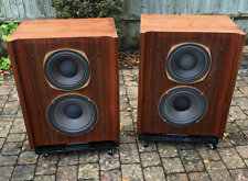 More details for legendary & rarely available tannoy windsor speakers [up-graded hpd gold alnico]