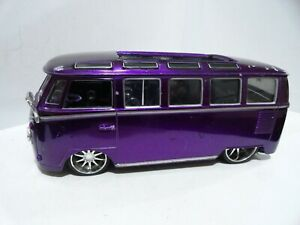 @@ Maisto G-RIDEZ 1:25 scale Volkswagen BUS!!!! SUPER COOL!!! @@