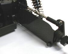 TEAM LOSI MINI 8IGHT TRUGGY CARBON FIBER REAR WHEEL GUARDS (2) XTR10849 BRUSHLES