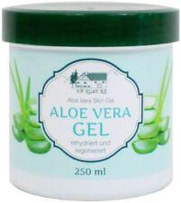 (1,40€/100 ml) Aloe Vera Gel 250ml - spendet Feuchtigkeit & regeneriert die Haut
