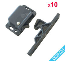 OWACH Qty10 Grabber Catch 5lb for RV Motorhome Trailer Cabinet Drawer Latch