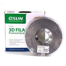 SILVER eSun 1KG Filament Roll FDM SUPER TOUGH ABS+. Fast Ship AUS. Ender