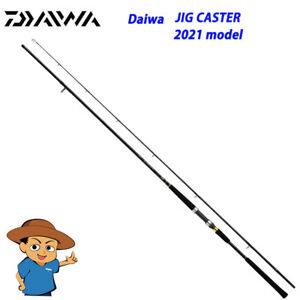 Daiwa JIG CASTER 90M N Medium fishing spinning rod 2021 model