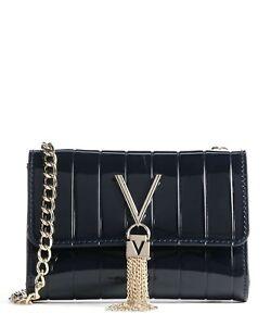 Valentino Bags Evening bag by Mario Valentino BONGO VBS3XK03 Dark Blue NEW