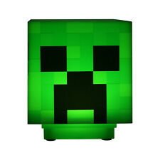 Dekolampe Minecraft Creeper Dekolicht Nachtlicht Dekoleuchte Stimmungslicht