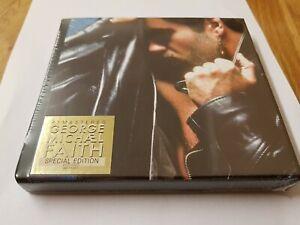 george michael faith special edition 2cd/dvd