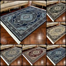 New Traditional Style S Large Thick Antique Rug Oriental Style For Living Room