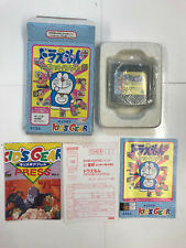 Sega Game Gear DORAEMON WAKU WAKU POCKET PARADISE JAP