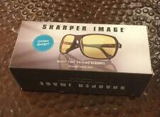 Night Time Reduce Glare Driving Glasses **NIB**