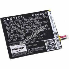 Akku für Acer E380 3,8V 2000mAh/7,6Wh Li-Polymer Schwarz