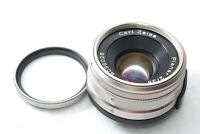 CONTAX Carl Zeiss G Planar 35mm f/2 T* Lens for G1 G2 From JAPAN #n43