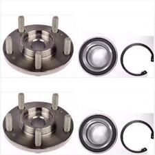 Front Wheel Hub & Bearing For 2007-2011Honda CRV Acura RDX 2007-2009 PAIR