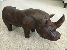 New listing Vintage Abercrombie and Fitch Dimitri Omersa Rhino