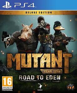 Mutant Year Zero: Road to Eden - Deluxe Edition (PS4)