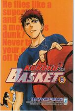 STAR COMICS KUROKO'S BASKET NUMERO 9