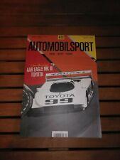 Automobilsport  Ausgabe 20 Zeitschrift Top