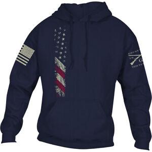 Grunt Style True Colors Pullover Hoodie - Navy