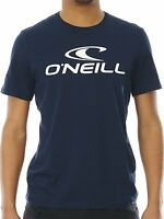 O'NEILL MENS T SHIRT.ORGANIC COTTON BLUE SHORT SLEEVED CREW TEE TOP N0 300/5056