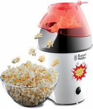 Russell Hobbs 4008496938391 RU-24630 Popcorn Maker, 1290 W, White XMAS
