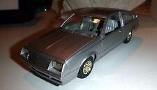 MPC 1983 CHEVY CAVALIER FASTBACK 1/25 MODEL CAR MOUNTAIN PROMO SILVER