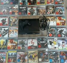 Playstation 3 Konsole PS3 Controller + 3 GRATIS SPIELE + GEWÄHRLEISTUNG Händler