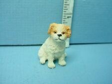 Miniature Puppy Dog - #A3790 Falcon Miniatures 1/12th Scale