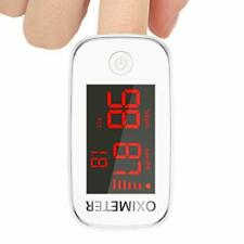 Pulse Oximeter, Oxygen Monitor Finger Heart Rate Monitor Oxygen Saturation