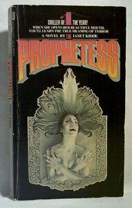 THE PROPHETESS - Janet Kidde 1st edition Jove 1978 - George Wolk