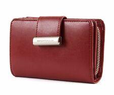 MANDARINA DUCK Hera 3.0 Small Wallet Geldbörse Red Rot Neu