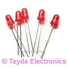 15 x LED 3mm Red - FREE SHIPPING