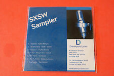CD: Austin SXSW Sampler: Yohanna,The Flaws,Cyclones,Another Story,Humanzi,Avrika