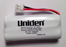 UNIDEN BT694 BT694s ORIGINAL GENUINE 650MAH CORDLESS PHONE REPLACEMENT BATTERY