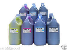 7 Gallons of pigment refill ink for Canon Wide-format imagePROGRAF W6400 W8400