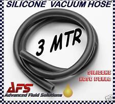 5mm X 3M Tuyau Aspirateur Silicone Noir Tube Tuyau Silicone