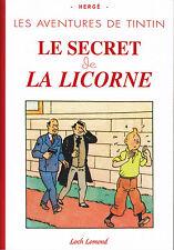 TINTIN LE SECRET DE LA LICORNE INTEGRALE  LE SOIR NOIR ET BLANC