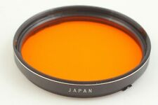 [Exc+5] Genuine Asahi PENTAX 6x7 Bayonet 67mm Filter O56 (O2) Orange # 537
