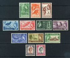 Mint Hinged Elizabeth II (1952-Now) British Postages Stamps