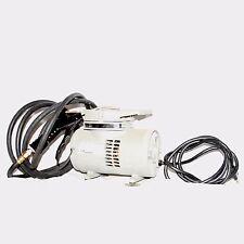 Thomas air compressor model 905EA18-3488 air brush made in USA superb quality